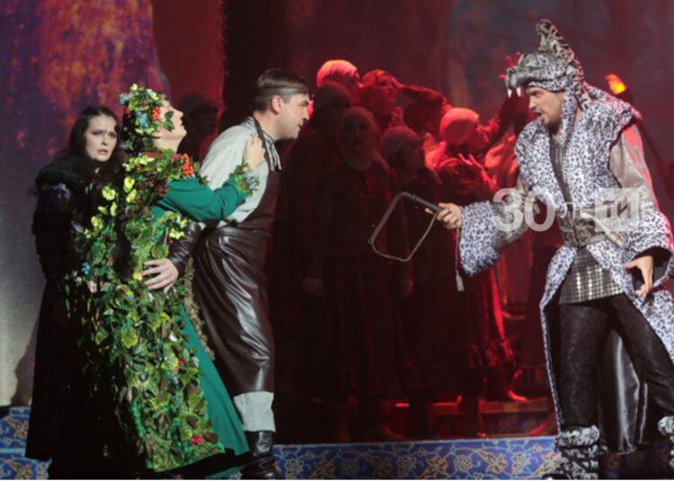 «Алтын Казан»: Опера театры сәхнәсендә беренче татар мюзиклы